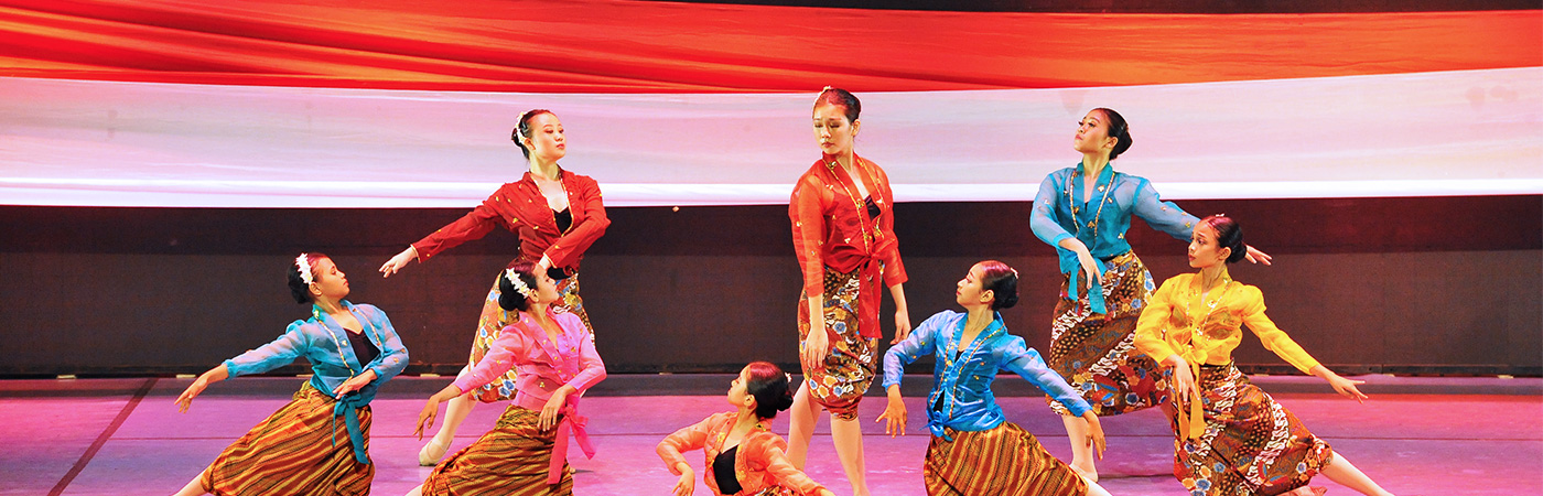 Gugur Bunga Marlupi Dance Academy Surabaya 2019