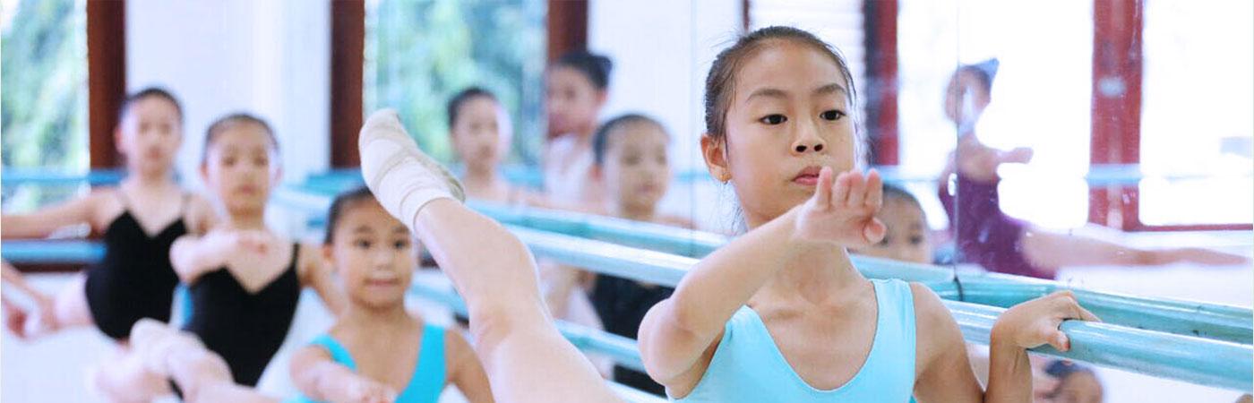 Marlupi Dance Academy Kelas Ballet