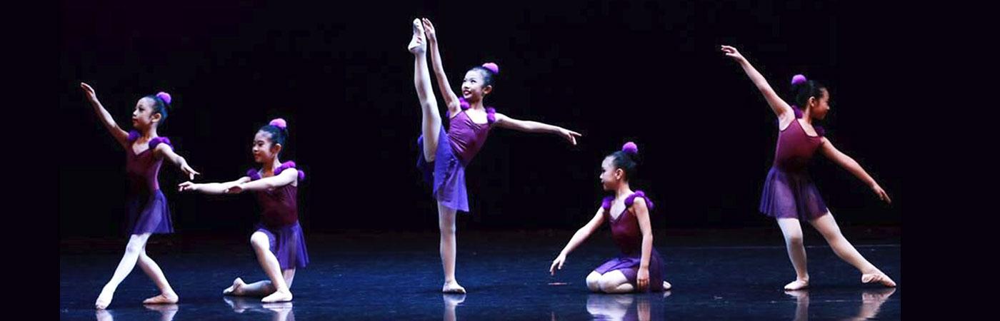 Marlupi Dance Academy Ballet Modern Dance Performance
