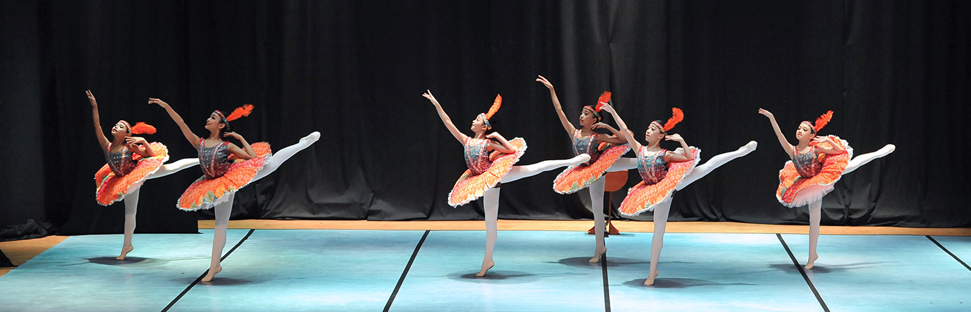 Marlupi Dance Academy Performance