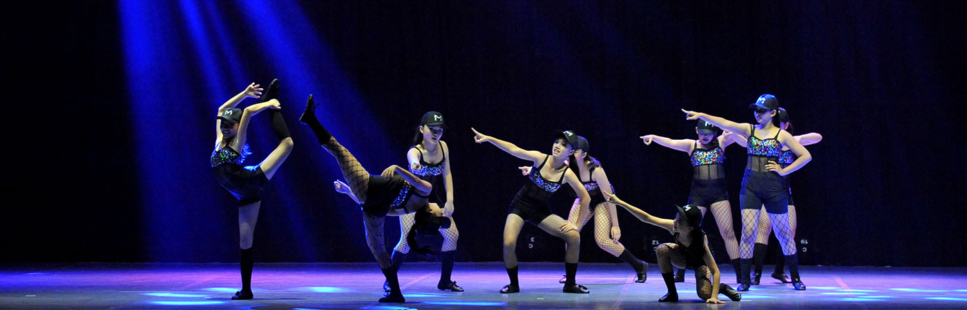 Marlupi Dance Academy Surabaya Jazz and Modern Dance Performance