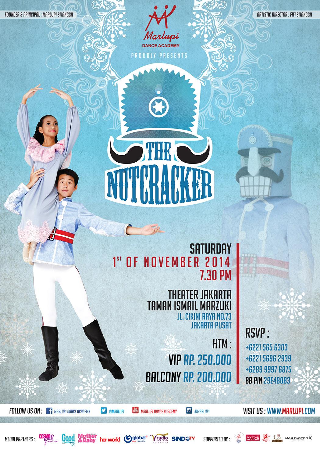 Marlupi Dance Academy - The Nutcracker 2014