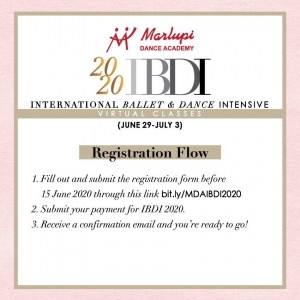 MDA IBDI 2020 Registration