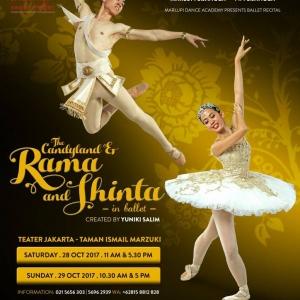 MDA Rama and Shinta in Ballet