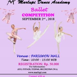 MDA Surabaya Ballet Competition 2018