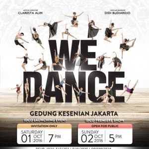 Indonesia Dance Company - We Dance