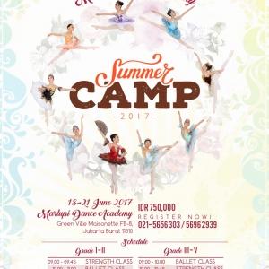 MDA Summer Dance Camp 2017