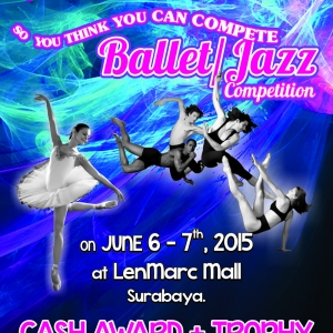 So You Think You Can Compete: Ballet Jazz Competition